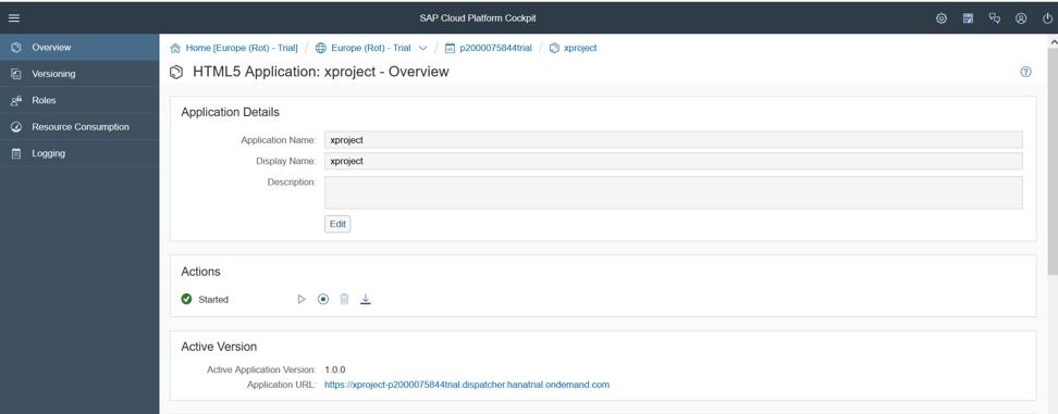 Настройка безопасности для приложений на облачной платформе SAP Cloud Platform - 13