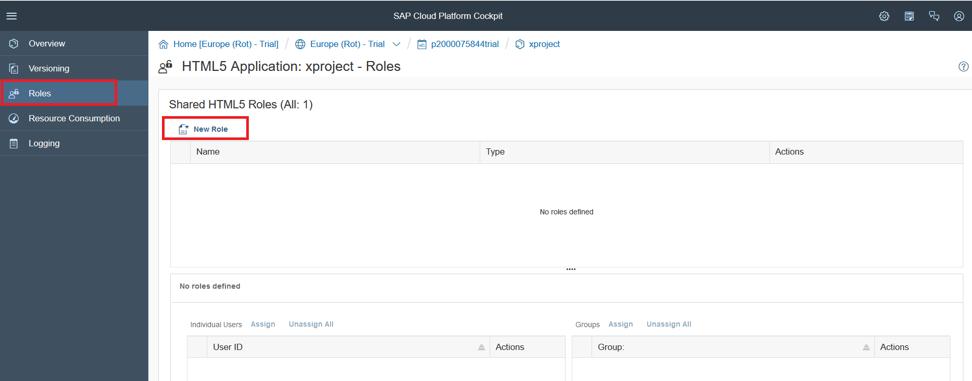 Настройка безопасности для приложений на облачной платформе SAP Cloud Platform - 15