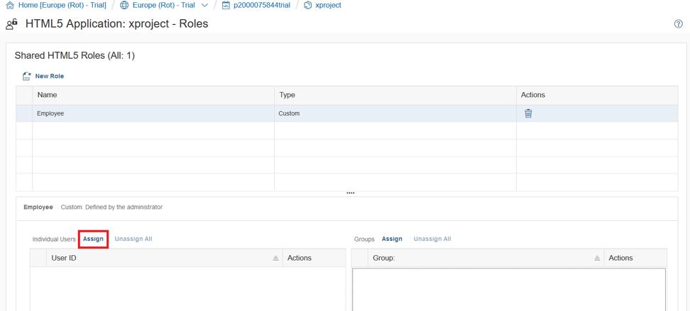 Настройка безопасности для приложений на облачной платформе SAP Cloud Platform - 17