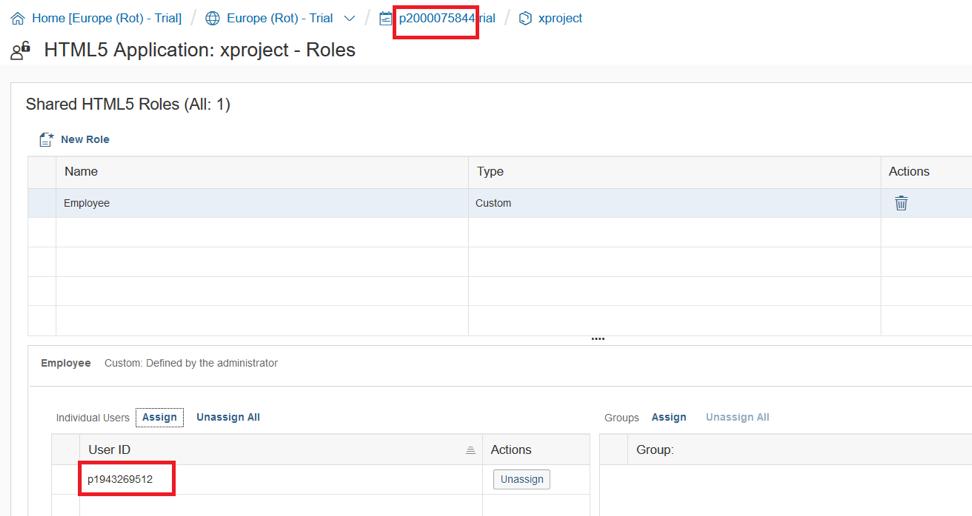Настройка безопасности для приложений на облачной платформе SAP Cloud Platform - 19