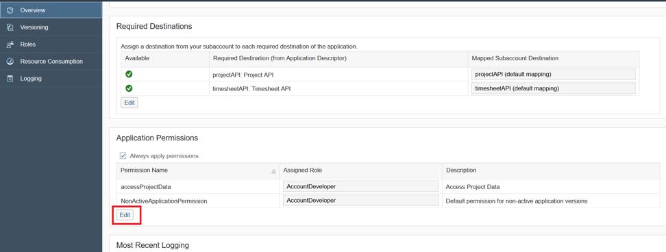 Настройка безопасности для приложений на облачной платформе SAP Cloud Platform - 20