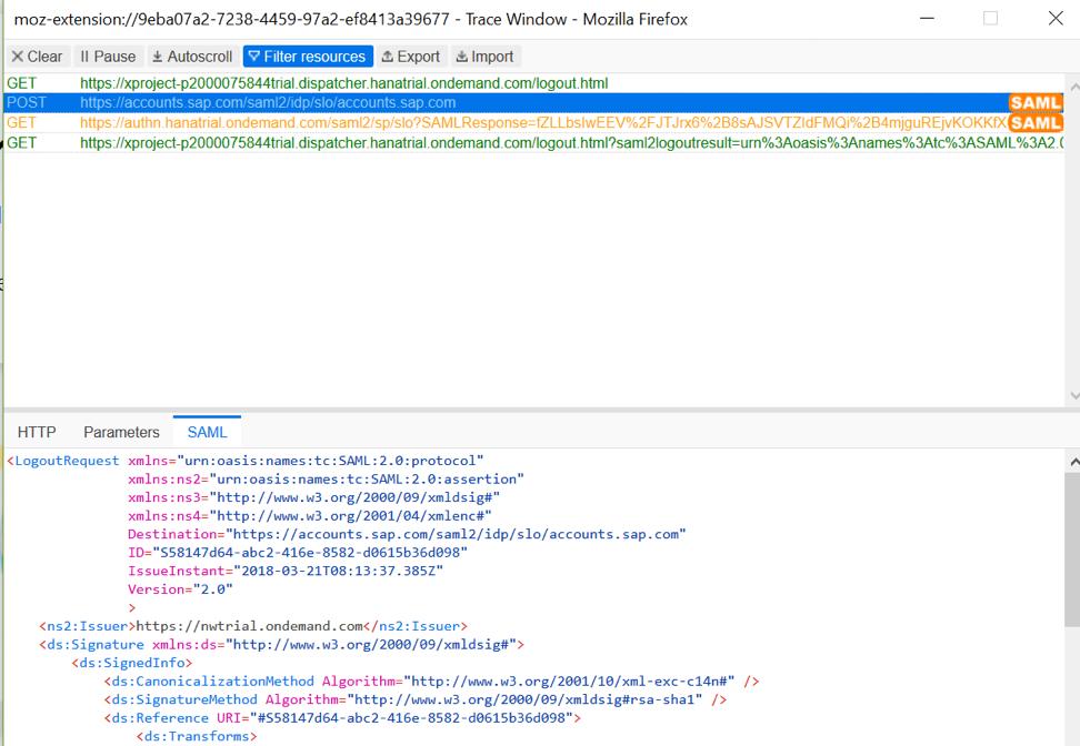 Настройка безопасности для приложений на облачной платформе SAP Cloud Platform - 28