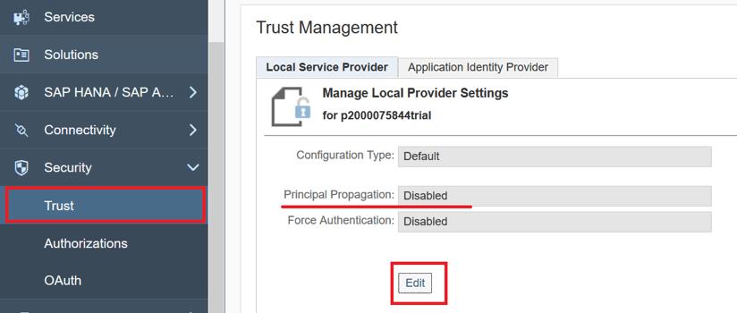 Настройка безопасности для приложений на облачной платформе SAP Cloud Platform - 33