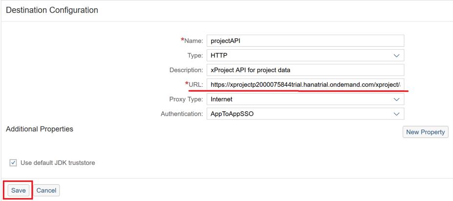 Настройка безопасности для приложений на облачной платформе SAP Cloud Platform - 38