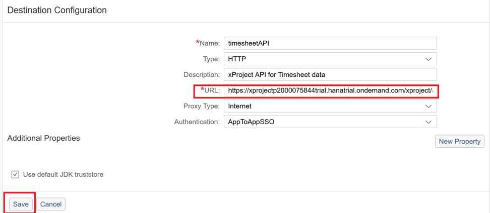 Настройка безопасности для приложений на облачной платформе SAP Cloud Platform - 39