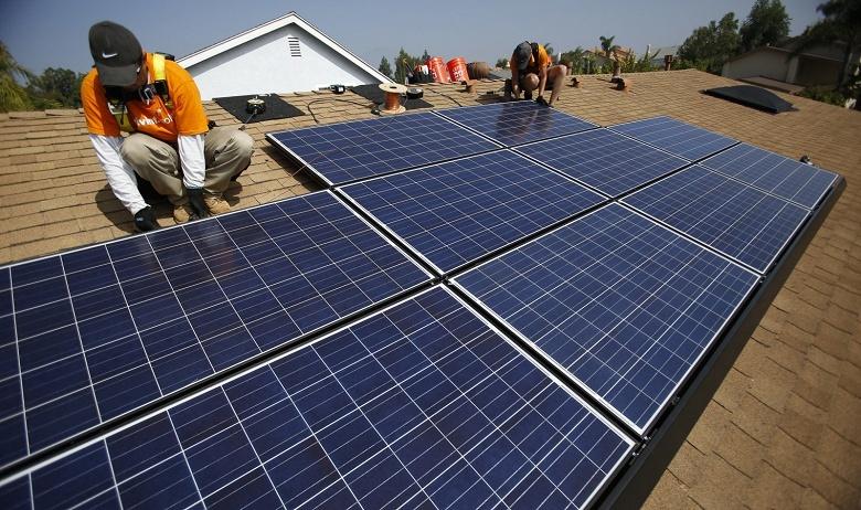 Солнечные батареи на новых домах в Калифорнии могут стать обязательными