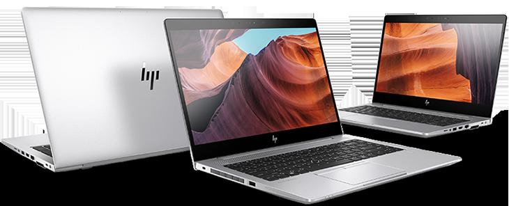 HP EliteBook 755 G5, 745 G5 и 735 G5