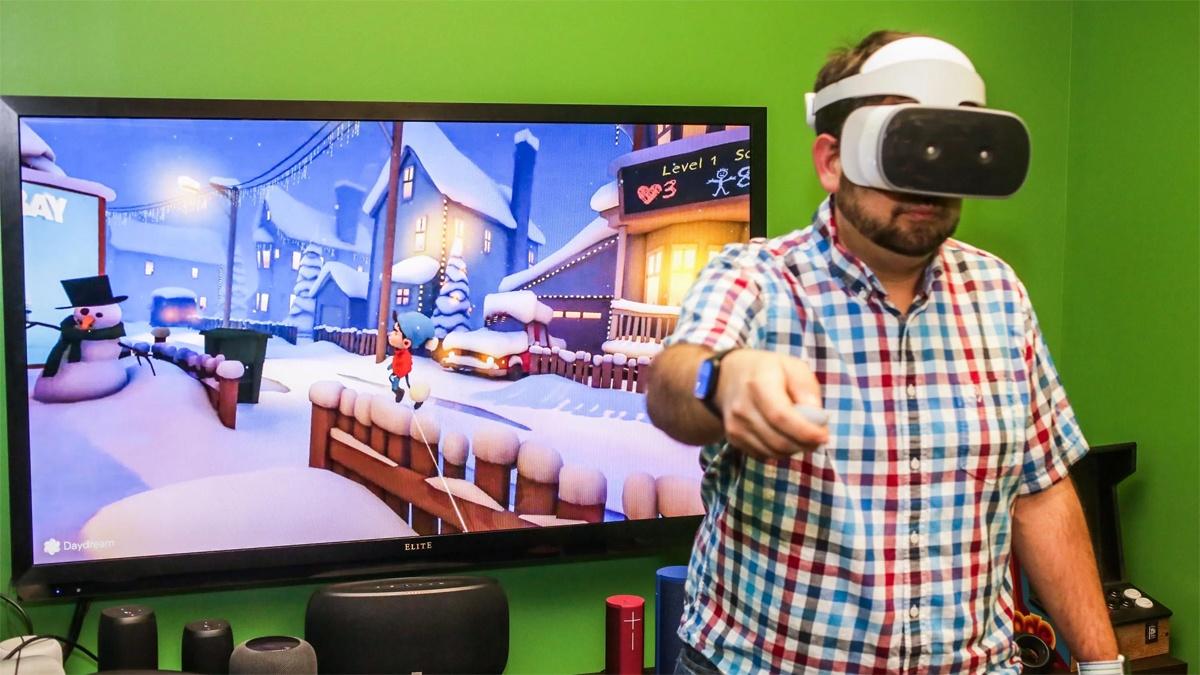 Что собой представляют последние VR-хедсеты от Facebook и Google - 10