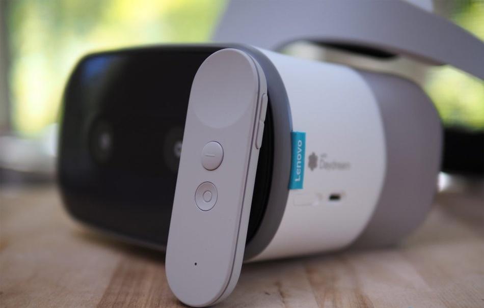 Что собой представляют последние VR-хедсеты от Facebook и Google - 12