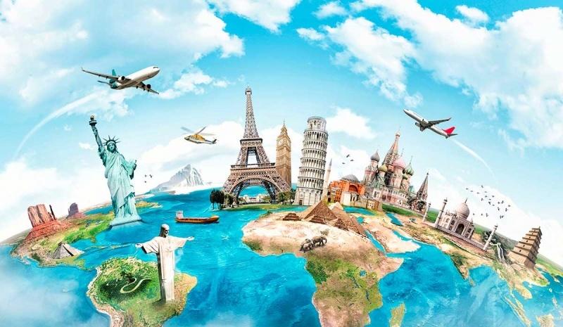 Международный туризм оказывает сильное влияние на климат - 1