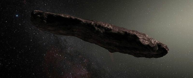 На внешних границах Солнечной системы обнаружен углеродистый астероид-путешественник - 2