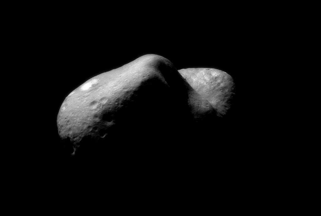 На внешних границах Солнечной системы обнаружен углеродистый астероид-путешественник - 1