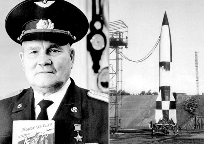 Побег из ада. Пленный летчик Девятаев, угнавший самолет из-под носа немецких ракетчиков - 1