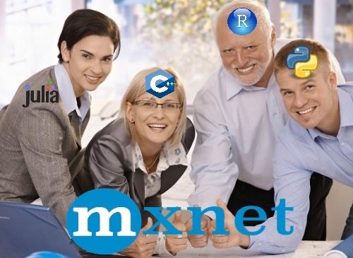 Глубокое обучение с использованием R и mxnet. Часть 1. Основы работы - 1