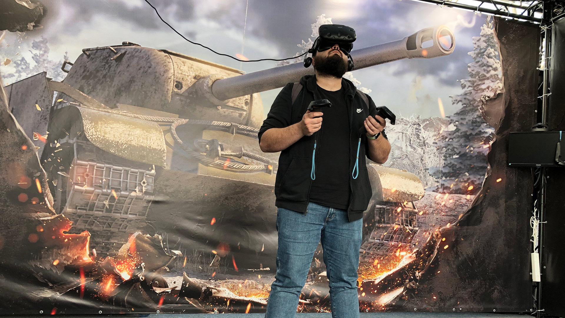 Как создавали World of Tanks VR, и почему получилась совсем другая игра - 1