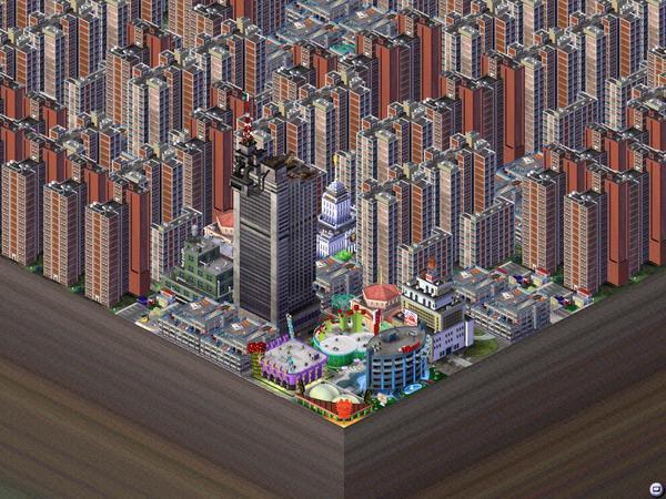 Магнасанти — самый большой и самый ужасный город SimCity - 4