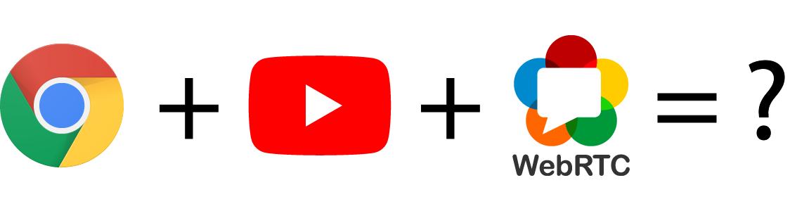 Небольшое расследование: как YouTube использует WebRTC для стриминга - 1
