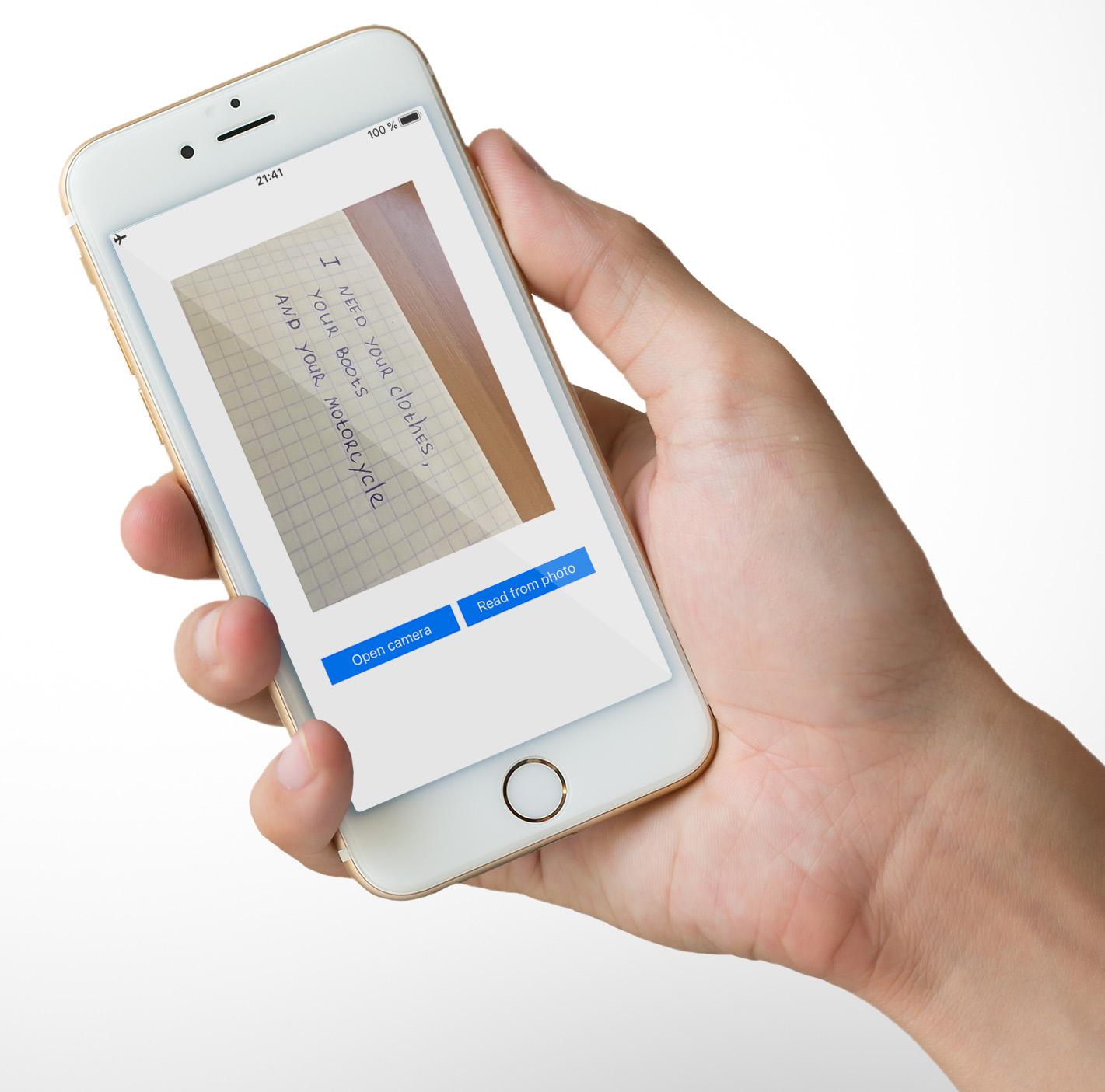 Мысли про порог входа в технологии в 2018, пример простого мобильного приложения и не только - 1