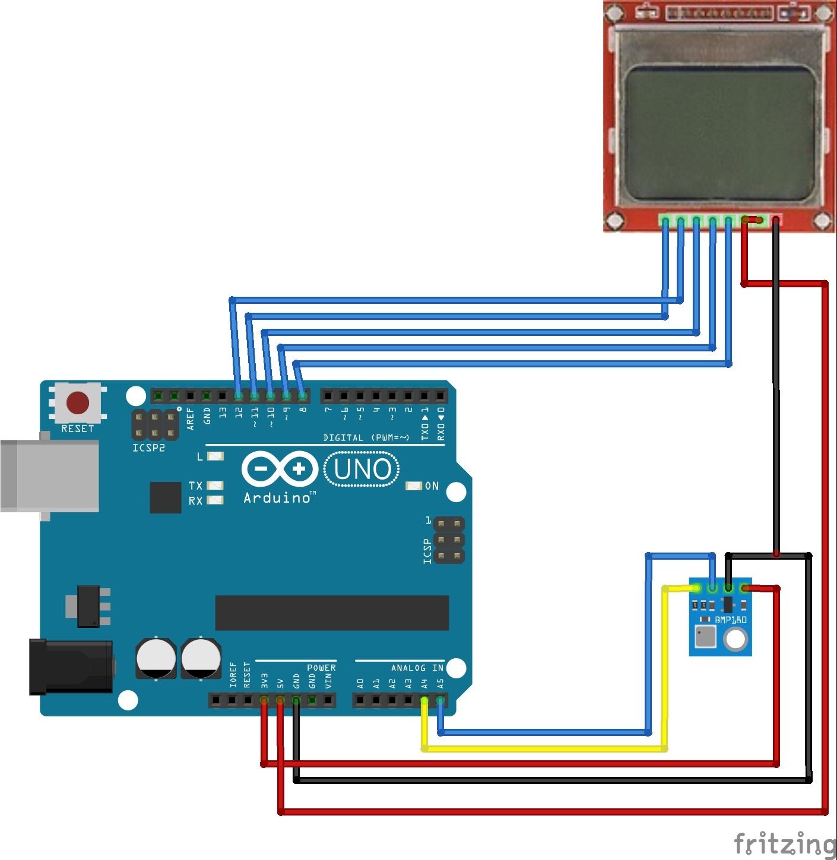 Проекты на Arduino и их моделирование - 10