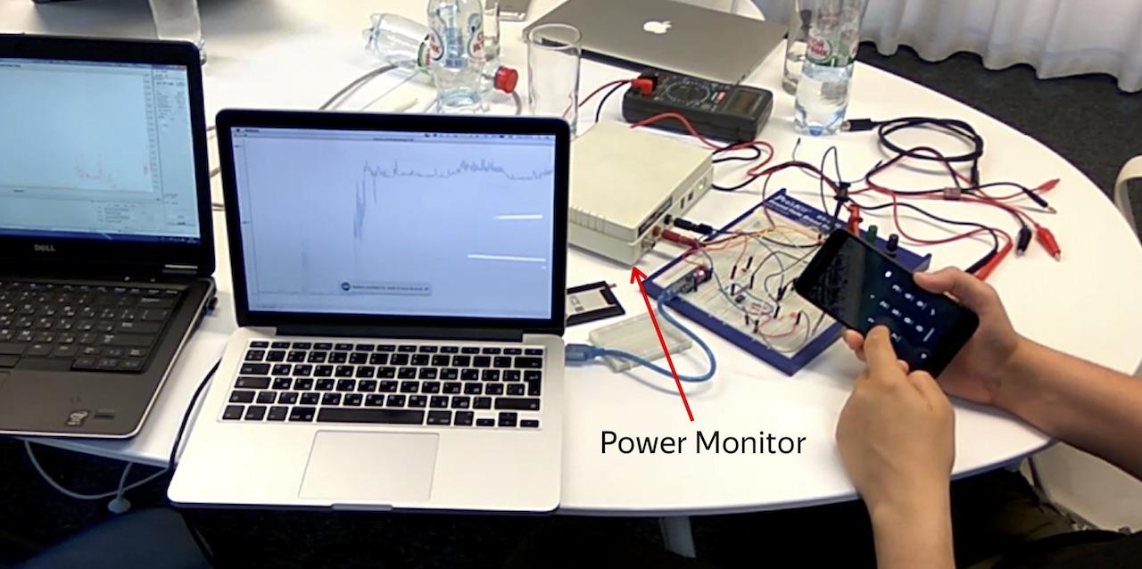 Тестирование телефонов с помощью Arduino - 5