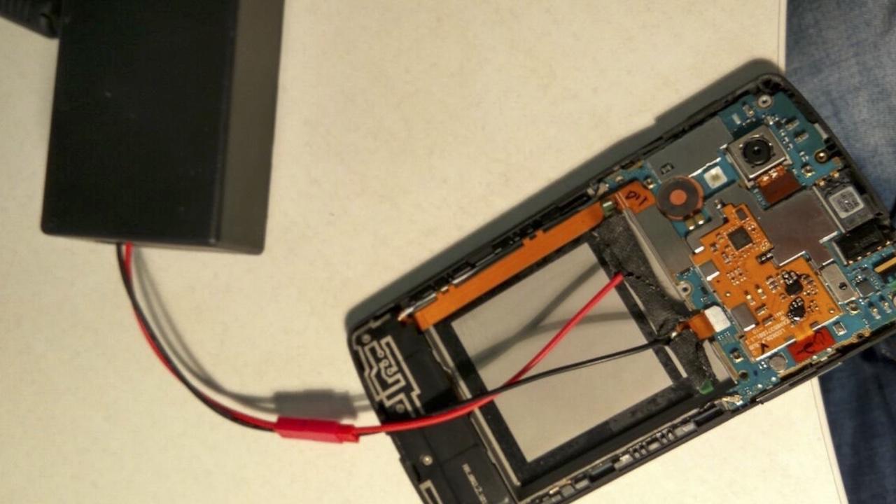 Тестирование телефонов с помощью Arduino - 8
