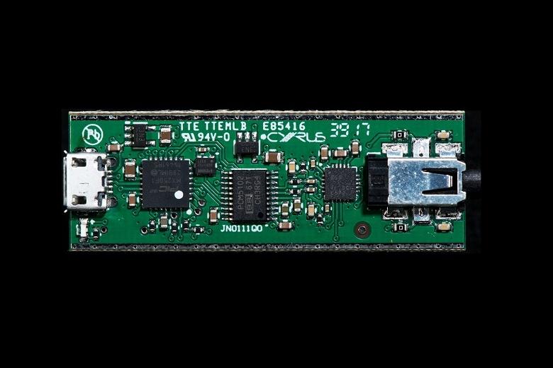 ЦАП и усилитель для наушников Cyrus Audio soundKey PC Gamer Edition оценен в 130 евро