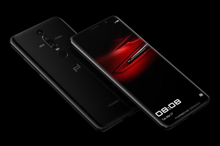 Porsche Design отказалась использовать дисплей с вырезом в смартфоне Huawei Mate RS