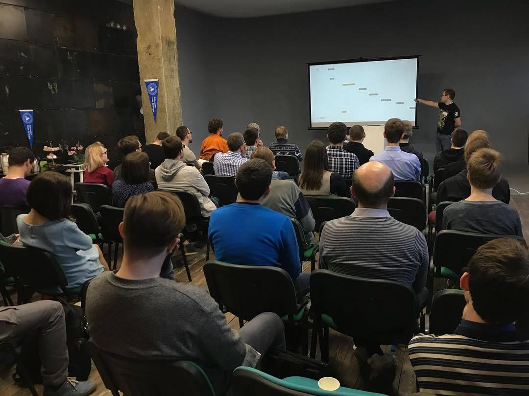 Первый в Минске Atlassian User Group - 1