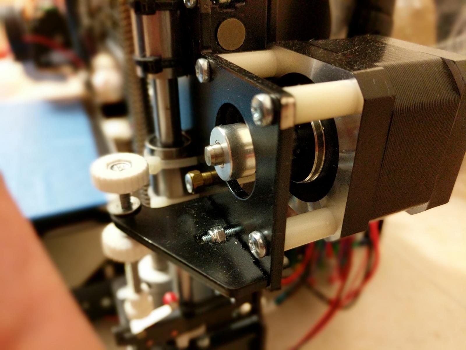 Стальная рама 3д принтера Anet A8 - 12