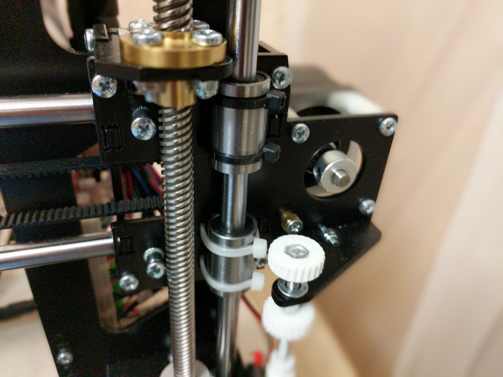 Стальная рама 3д принтера Anet A8 - 13