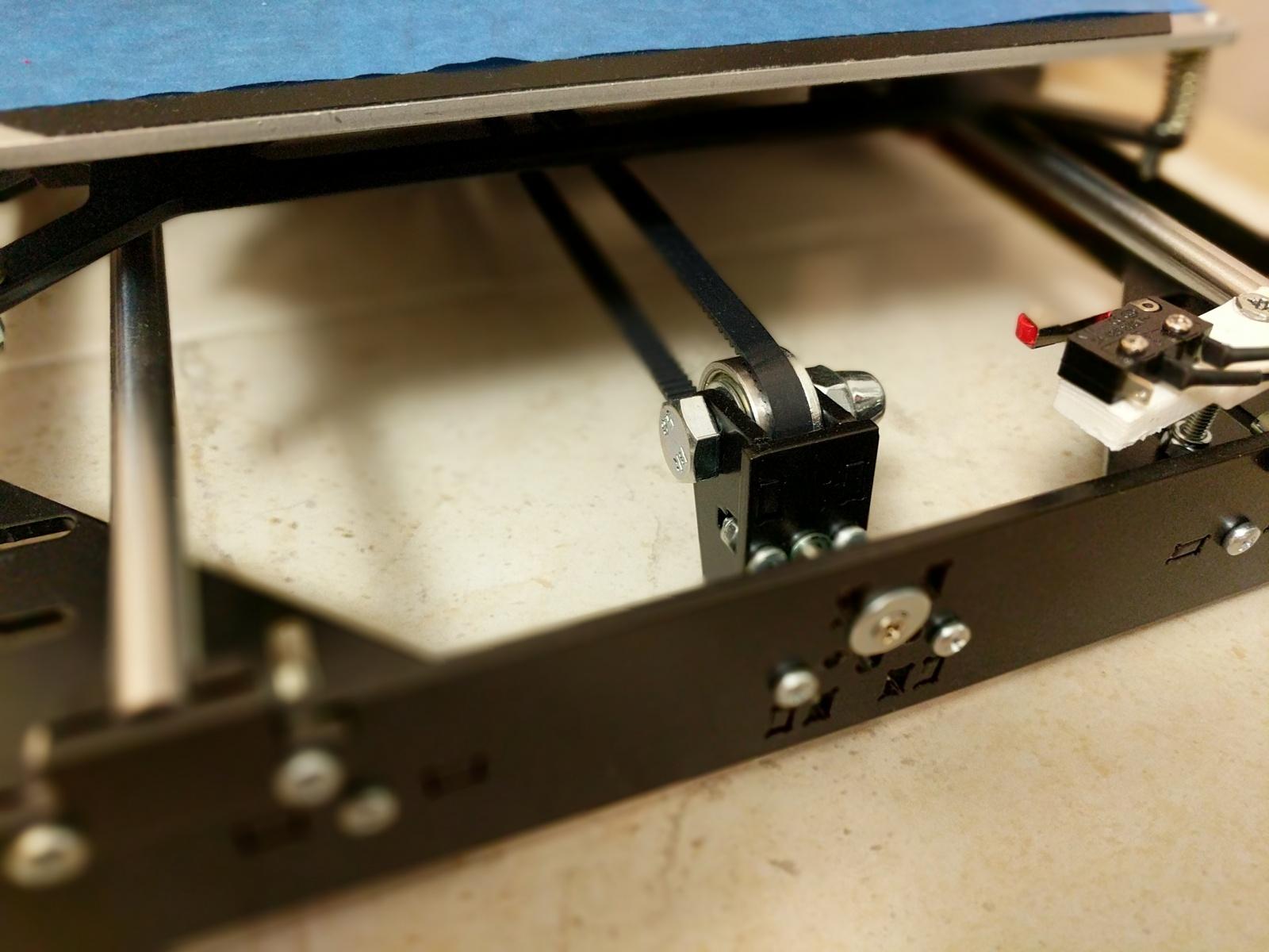 Стальная рама 3д принтера Anet A8 - 14