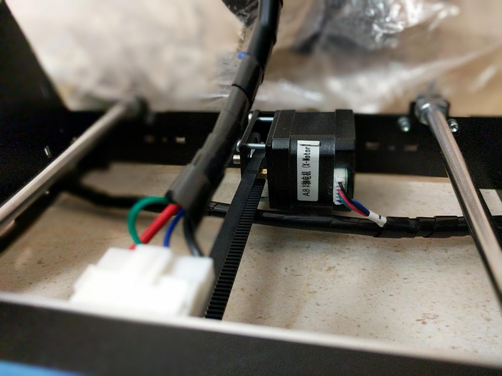 Стальная рама 3д принтера Anet A8 - 5