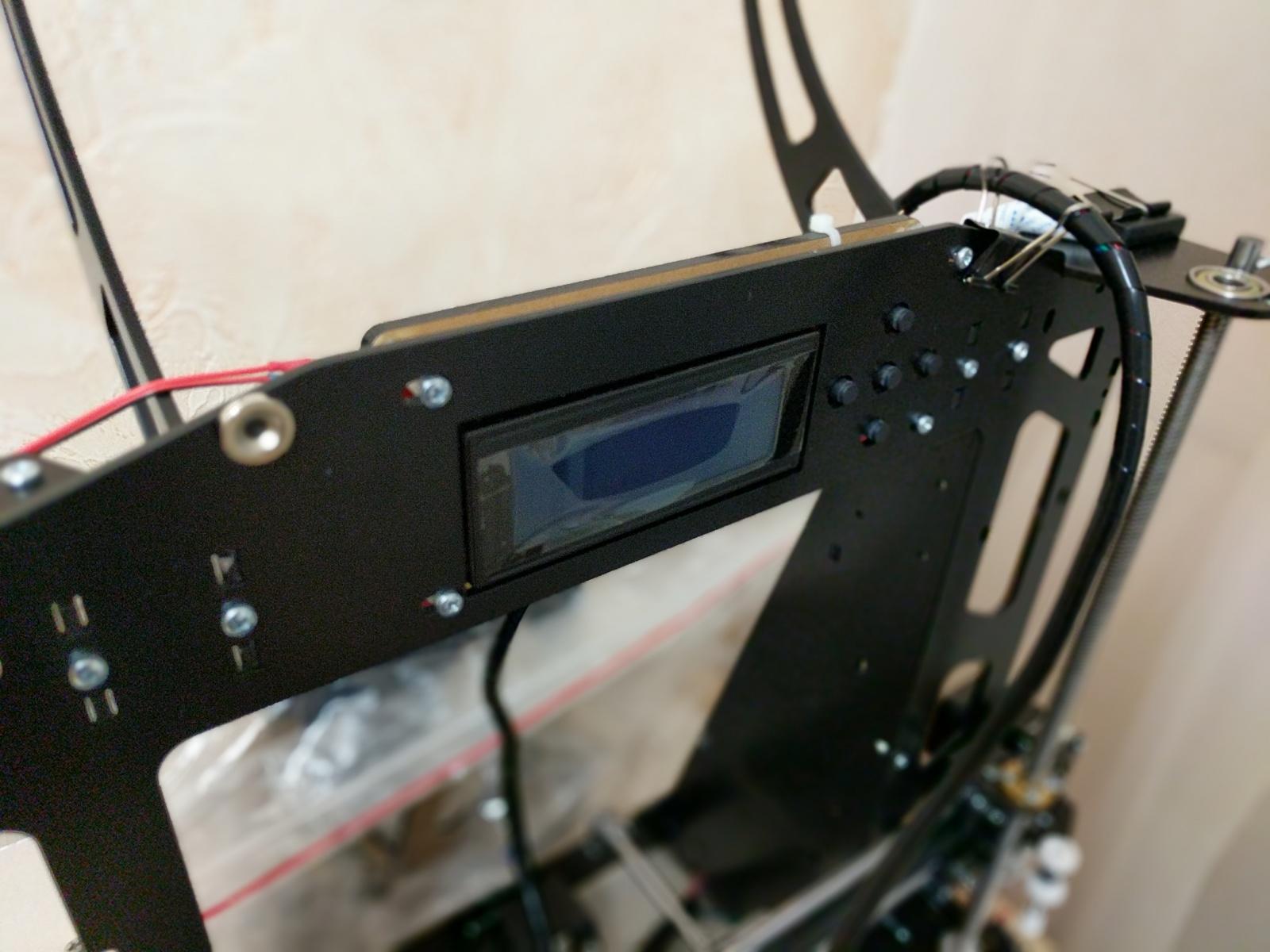 Стальная рама 3д принтера Anet A8 - 9