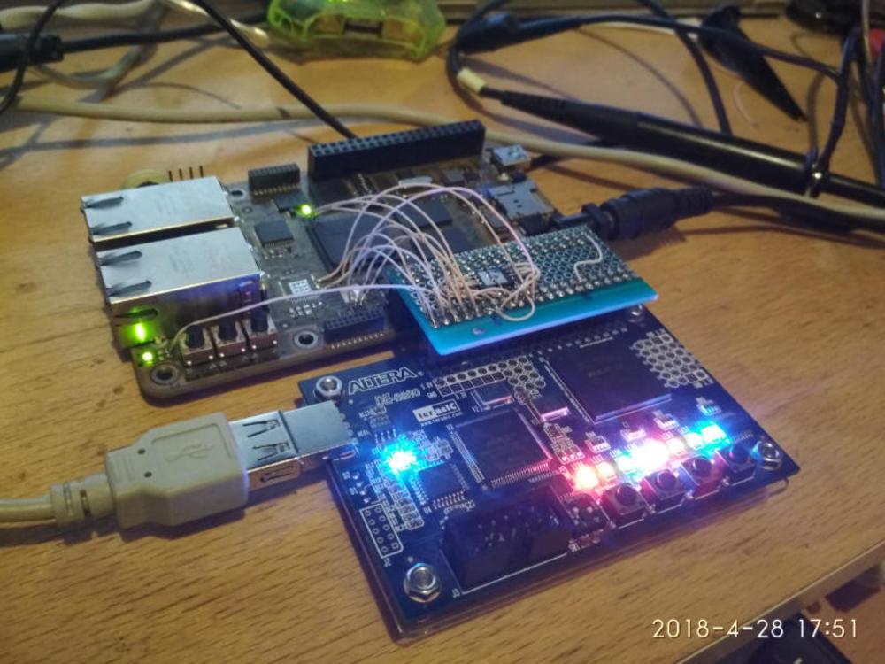 FPP через FPL: Ускоряем загрузку FPGA - 1