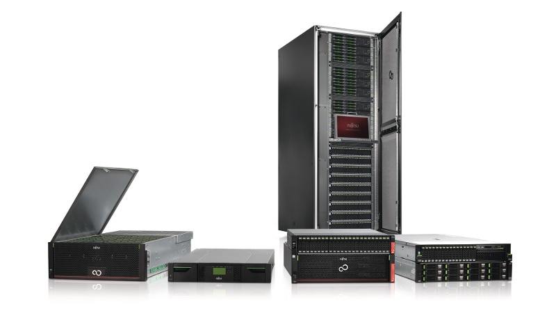 Обновление модельного ряда систем хранения Fujitsu ETERNUS - 1