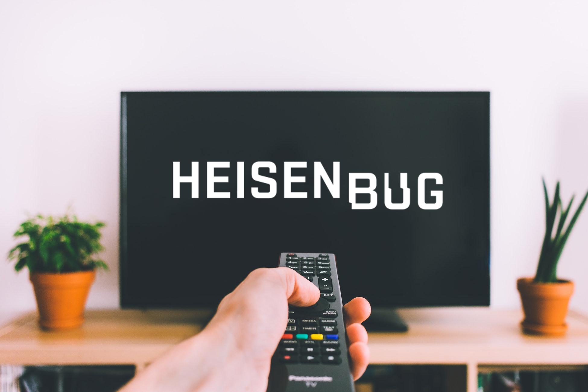 Открытая бесплатная трансляция конференции по тестированию — Heisenbug 2018 Piter - 1