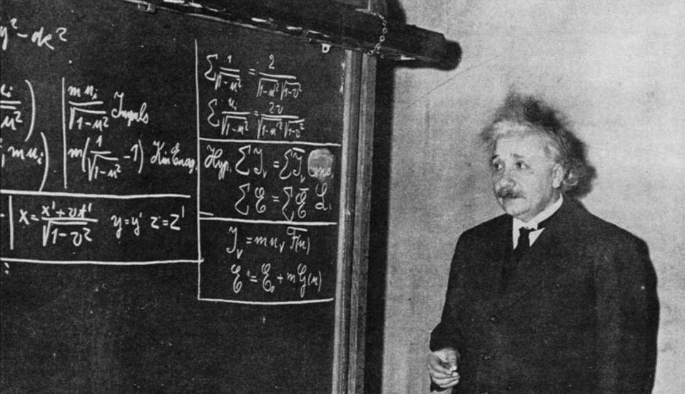Три значения самого знаменитого уравнения Эйнштейна - 1