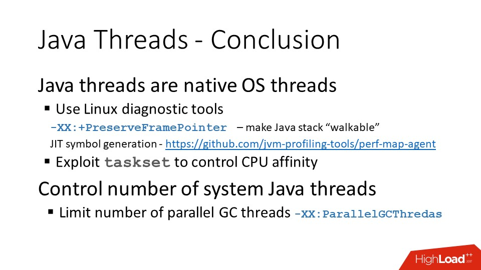 Java и Linux — особенности эксплуатации - 16