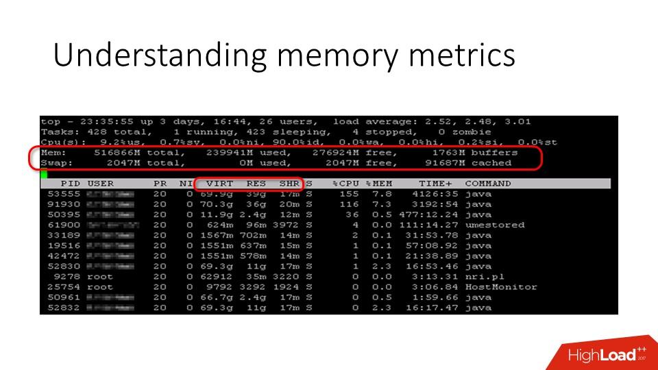 Java и Linux — особенности эксплуатации - 6