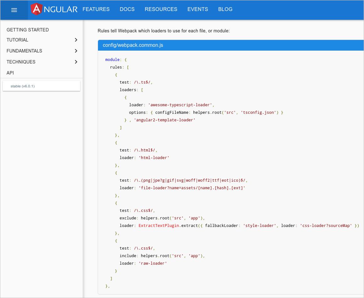 Обновляем Angular до 6-ой версии в проекте без использования CLI - 4