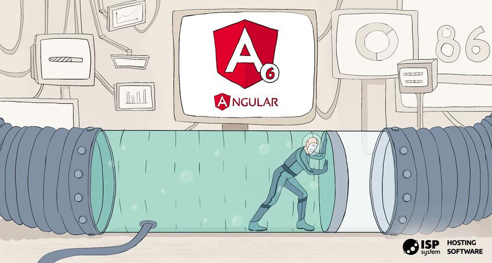 Обновляем Angular до 6-ой версии в проекте без использования CLI - 1