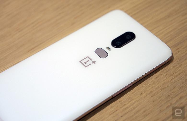 Представлен смартфон OnePlus 6