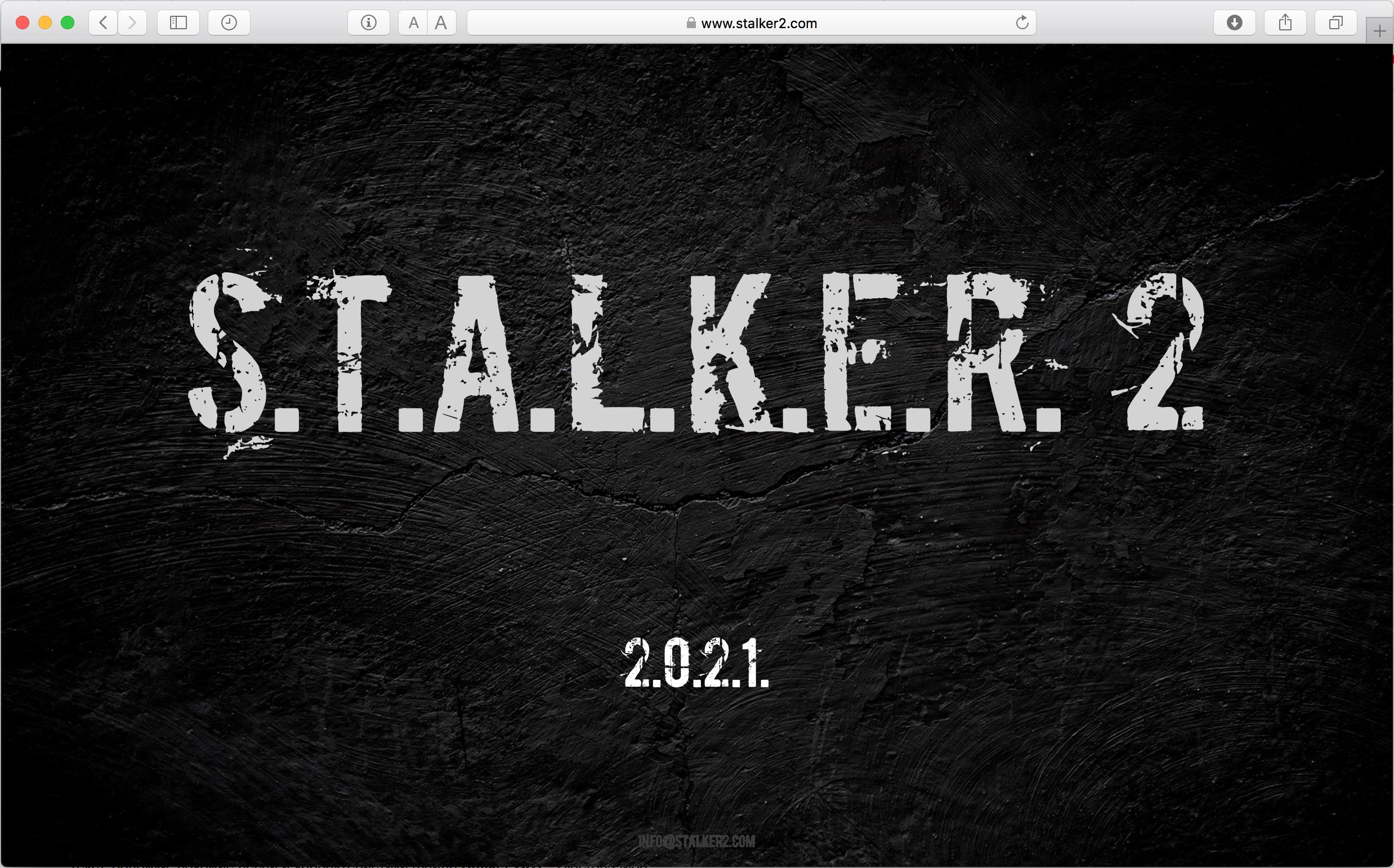 Разработка культовой игры S.T.A.L.K.E.R. 2 возобновлена - 2