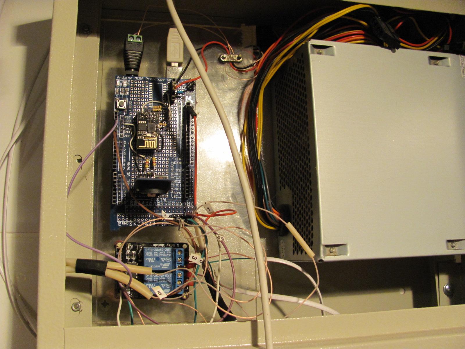 Дистанционное управление системой отопления - 2