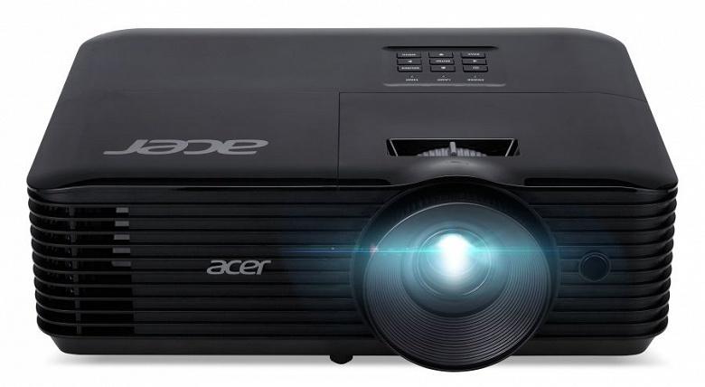 Начались продажи проекторов Acer GM512, BS-312 и X1223H