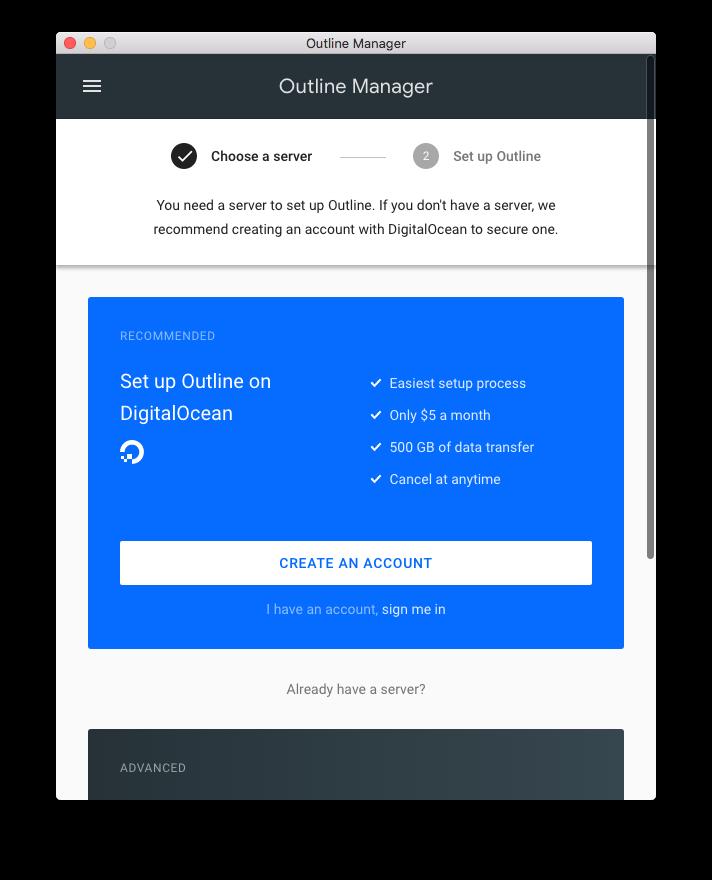 Outline: Делаем свой личный VPN от Google за 5$ в месяц (и за 1€ для продвинутых) - 2
