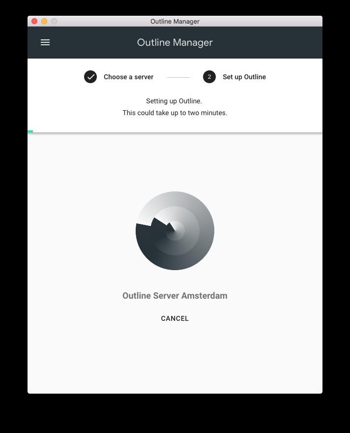 Outline: Делаем свой личный VPN от Google за 5$ в месяц (и за 1€ для продвинутых) - 4