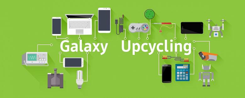 Samsung наградили за лучшую программу утилизации смартфонов