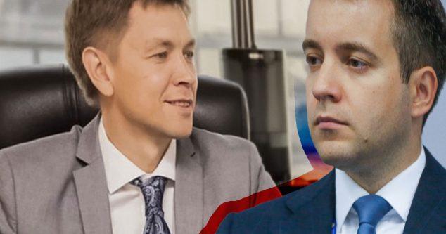 Носков, Никифоров — министры связи РФ