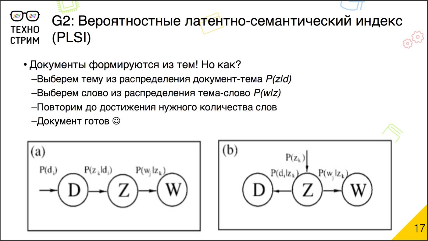 Обработка текстов на естественных языках - 5